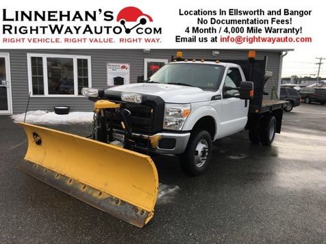 2011 Ford Super Duty F-350 DRW Chassis Cab XL in Bangor