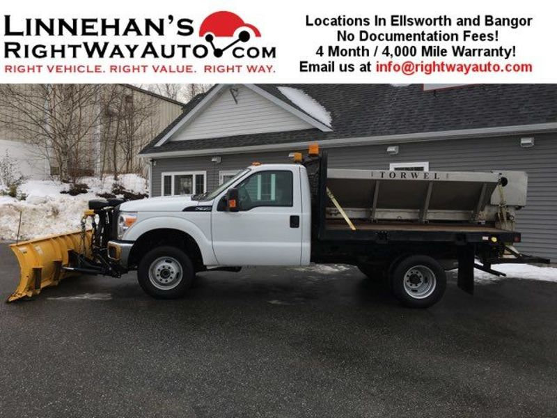 2011 Ford Super Duty F-350 DRW Chassis Cab XL  in Bangor, ME