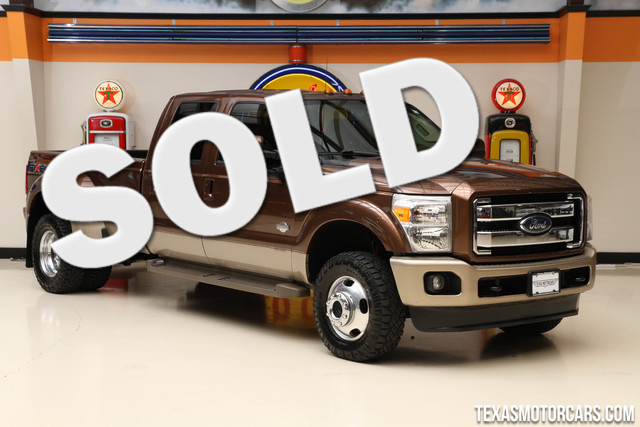 2011 Ford Super Duty F-350 King Ranch Financing is available with rates as low as 29 wac Get