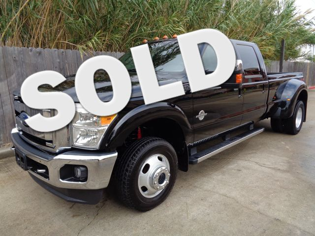 2011 Ford Super Duty F-350 DRW Pickup Lariat Corpus Christi, Texas 0