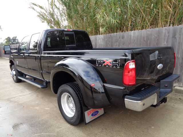 2011 Ford Super Duty F-350 DRW Pickup Lariat Corpus Christi, Texas 3