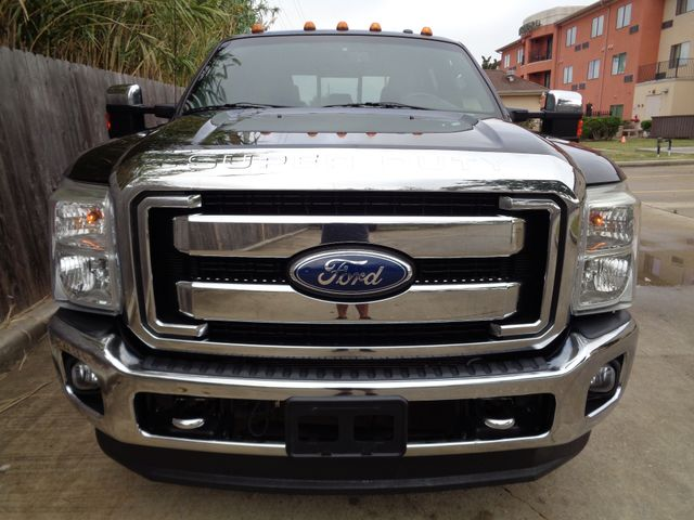 2011 Ford Super Duty F-350 DRW Pickup Lariat Corpus Christi, Texas 1