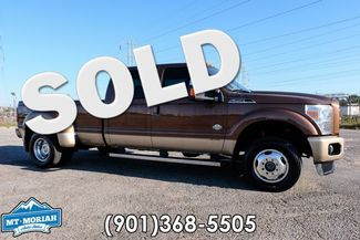 2011 Ford Super Duty F-350 DRW Pickup King Ranch | Memphis, TN | Mt Moriah Truck Center in Memphis TN