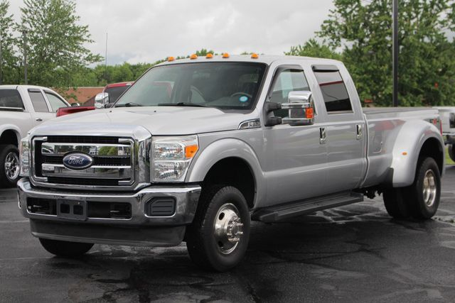 2011 Ford Super Duty F-350 DRW Pickup XLT Crew Cab Long Bed 4x4 FX4 Mooresville , NC 21