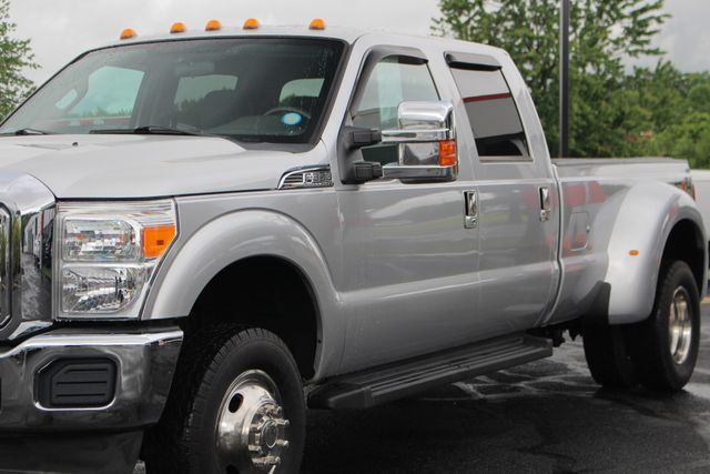 2011 Ford Super Duty F-350 DRW Pickup XLT Crew Cab Long Bed 4x4 FX4 Mooresville , NC 25