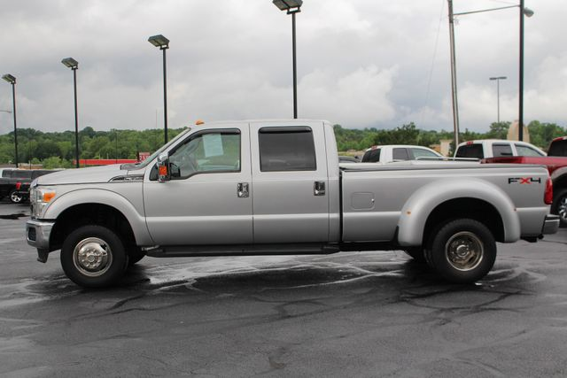 2011 Ford Super Duty F-350 DRW Pickup XLT Crew Cab Long Bed 4x4 FX4 Mooresville , NC 13