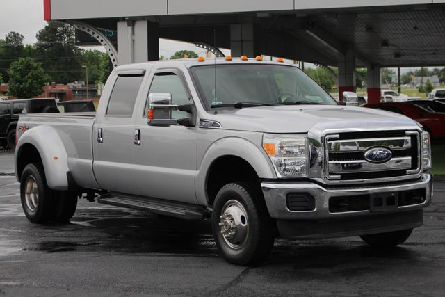 2011 Ford Super Duty F-350 DRW Pickup XLT Crew Cab Long Bed 4x4 FX4 Mooresville , NC 20