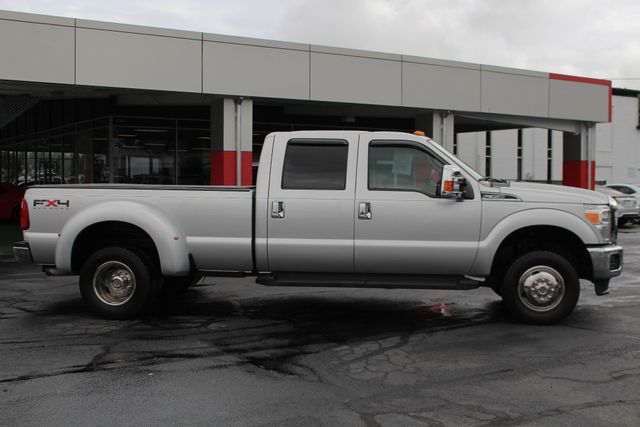 2011 Ford Super Duty F-350 DRW Pickup XLT Crew Cab Long Bed 4x4 FX4 Mooresville , NC 12