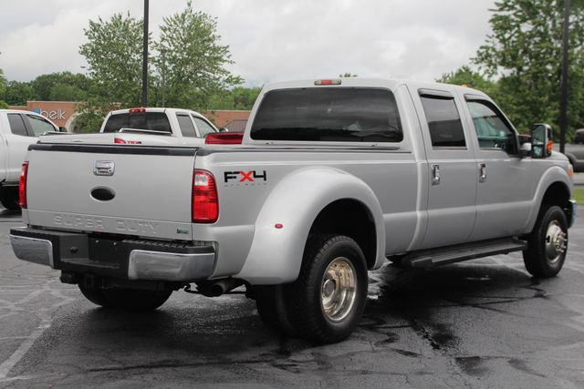 2011 Ford Super Duty F-350 DRW Pickup XLT Crew Cab Long Bed 4x4 FX4 Mooresville , NC 22