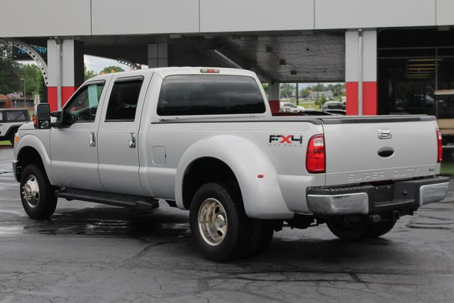 2011 Ford Super Duty F-350 DRW Pickup XLT Crew Cab Long Bed 4x4 FX4 Mooresville , NC 23