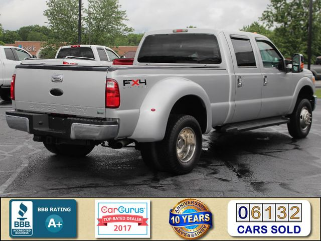 2011 Ford Super Duty F-350 DRW Pickup XLT Crew Cab Long Bed 4x4 FX4 Mooresville , NC 2
