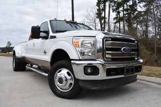 2011 Ford Super Duty F-350 DRW Pickup Lariat Walker, Louisiana 4