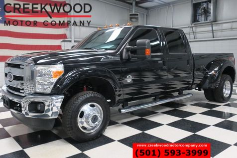 2011 Ford Super Duty F-350 Lariat FX4 4x4 Diesel Dually Chrome Nav Leather in Searcy, AR