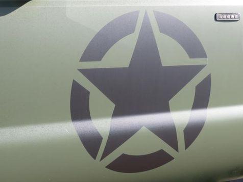 2011 Ford Super Duty F-350 SRW 4WD Crew Cab 'ARMY' Matte Green Custom Wrap in Ankeny, IA