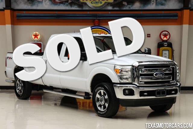 2011 Ford Super Duty F-350 Lariat This Carfax 1-Owner accident free non-smoker 2011 Ford Super Du