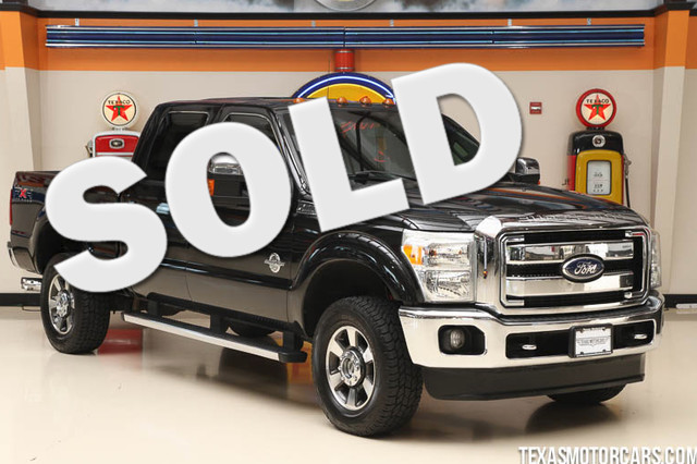 2011 Ford Super Duty F-350 Lariat This Carfax 1-Owner 2011 Ford Super Duty F-250 SRW Lariat is in