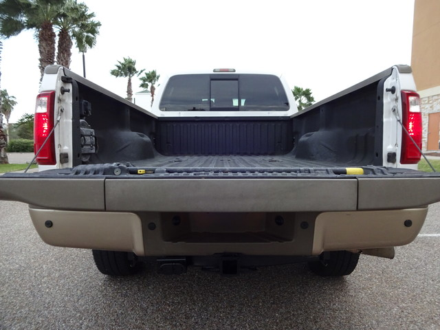 2011 Ford Super Duty F-350 SRW Pickup King Ranch Corpus Christi, Texas 8