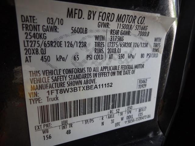 2011 Ford Super Duty F-350 SRW Pickup Lariat Corpus Christi, Texas 49
