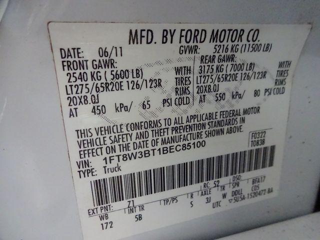 2011 Ford Super Duty F-350 SRW Pickup Lariat Corpus Christi, Texas 56
