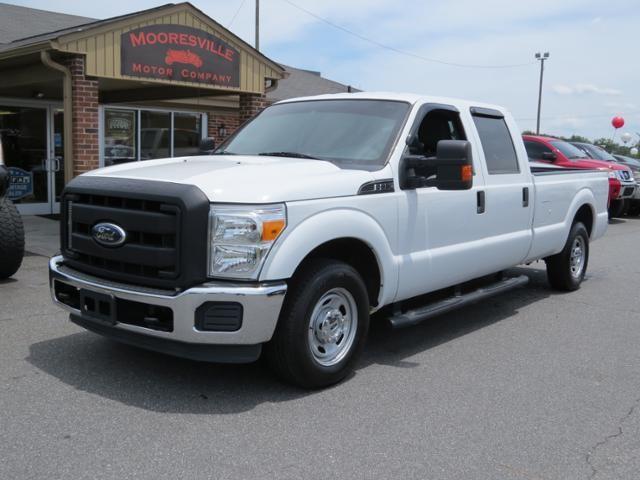 2011 Ford Super Duty F-350 SRW Pickup XL | Mooresville, NC | Mooresville Motor Company in Mooresville NC