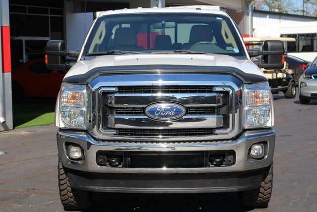 2011 Ford Super Duty F-350 SRW Pickup Lariat Crew Cab Long Bed 4x4 - SINISTER DIESEL! Mooresville , NC 15