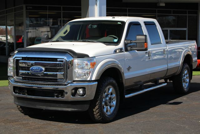 2011 Ford Super Duty F-350 SRW Pickup Lariat Crew Cab Long Bed 4x4 - SINISTER DIESEL! Mooresville , NC 22