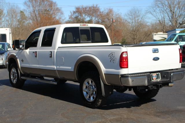 2011 Ford Super Duty F-350 SRW Pickup Lariat Crew Cab Long Bed 4x4 - SINISTER DIESEL! Mooresville , NC 26