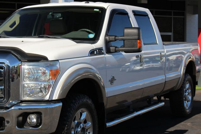 2011 Ford Super Duty F-350 SRW Pickup Lariat Crew Cab Long Bed 4x4 - SINISTER DIESEL! Mooresville , NC 24