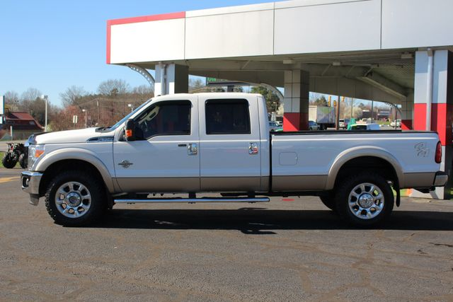 2011 Ford Super Duty F-350 SRW Pickup Lariat Crew Cab Long Bed 4x4 - SINISTER DIESEL! Mooresville , NC 14