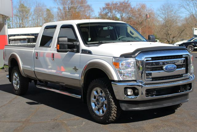2011 Ford Super Duty F-350 SRW Pickup Lariat Crew Cab Long Bed 4x4 - SINISTER DIESEL! Mooresville , NC 21