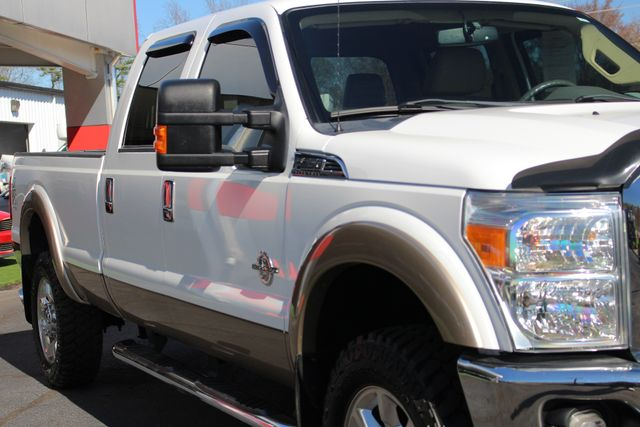 2011 Ford Super Duty F-350 SRW Pickup Lariat Crew Cab Long Bed 4x4 - SINISTER DIESEL! Mooresville , NC 23