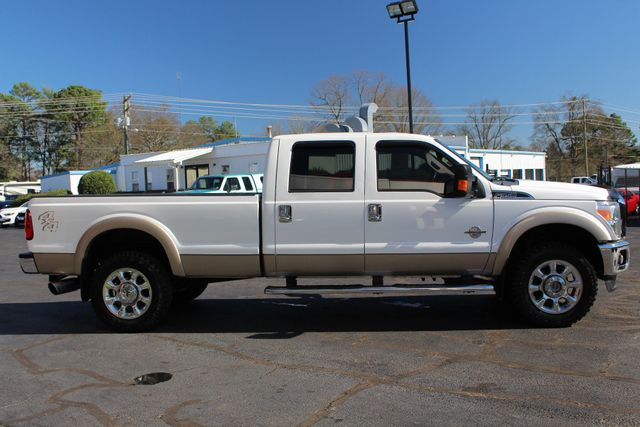 2011 Ford Super Duty F-350 SRW Pickup Lariat Crew Cab Long Bed 4x4 - SINISTER DIESEL! Mooresville , NC 13
