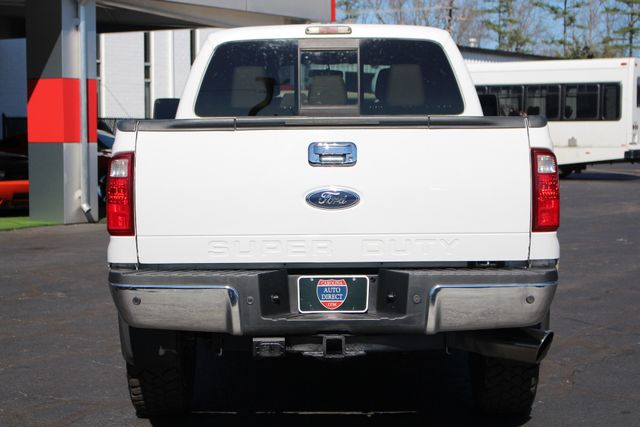 2011 Ford Super Duty F-350 SRW Pickup Lariat Crew Cab Long Bed 4x4 - SINISTER DIESEL! Mooresville , NC 16