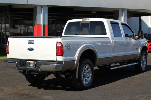 2011 Ford Super Duty F-350 SRW Pickup Lariat Crew Cab Long Bed 4x4 - SINISTER DIESEL! Mooresville , NC 25