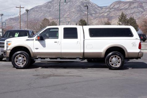 2011 Ford Super Duty F-350 SRW Pickup King Ranch | Orem, Utah | Utah Motor Company in Orem, Utah