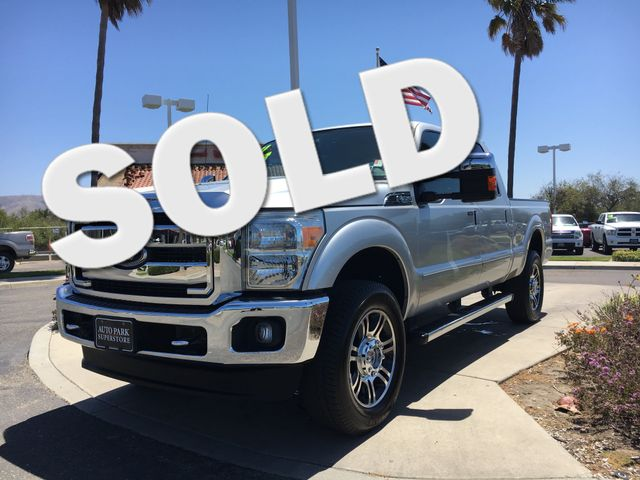 2011 Ford Super Duty F-350 Lariat Includes a rugged and reliable fuel efficient Diesel engineYou
