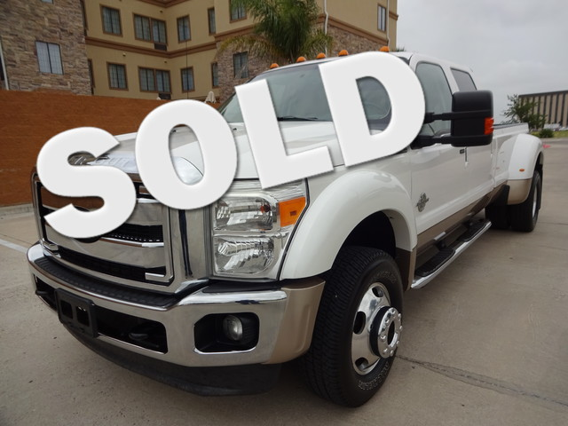 2011 Ford Super Duty F-450 Pickup Lariat Corpus Christi, Texas 0