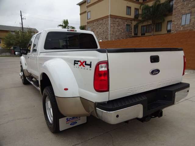 2011 Ford Super Duty F-450 Pickup Lariat Corpus Christi, Texas 2