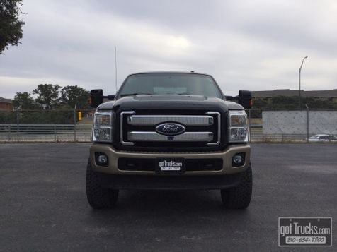 2011 Ford Super Duty F250 Crew Cab King Ranch FX4 6.7L Power Stroke 4X4 | American Auto Brokers San Antonio, TX in San Antonio, Texas