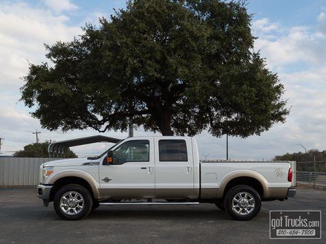 2011 Ford Super Duty F250 Crew Cab Lariat 6.7L Power Stroke Diesel 4X4 | American Auto Brokers San Antonio, TX in San Antonio, Texas