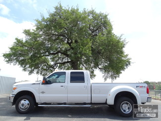 2011 Ford Super Duty F350 DRW Pickup Crew Cab Lariat 6.7L Power Stroke Diesel 4X4 in San Antonio Texas