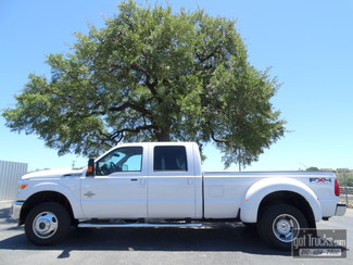 2011 Ford Super Duty F350 DRW Crew Cab Lariat 6.7L Power Stroke Diesel 4X4 in San Antonio Texas