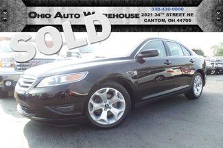 2011 Ford Taurus SEL Sunroof Leather V6 We Finance | Canton, Ohio | Ohio Auto Warehouse LLC in  Ohio