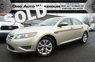 2011 Ford Taurus SEL V6 Clean Carfax We Finance | Canton, Ohio | Ohio Auto Warehouse LLC in  Ohio