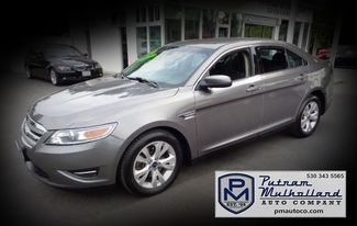 2011 Ford Taurus SEL Sedan Chico, CA