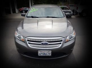 2011 Ford Taurus SEL Sedan Chico, CA 6