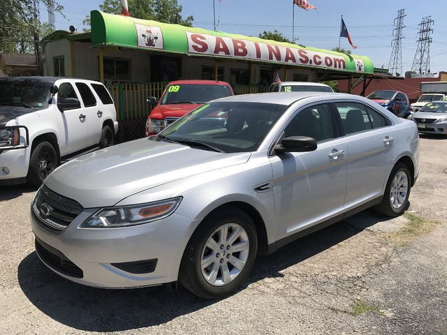 2011 Ford Taurus SE Houston, TX 0