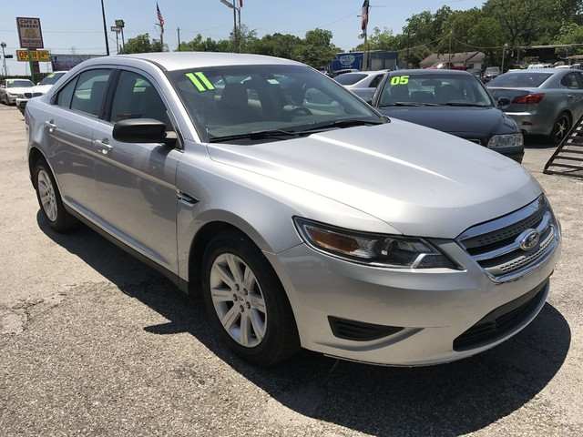 2011 Ford Taurus SE Houston, TX 2