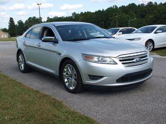 2011 Ford Taurus Limited Lineville, AL 4