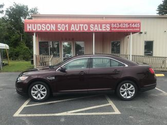 2011 Ford Taurus in Myrtle Beach South Carolina